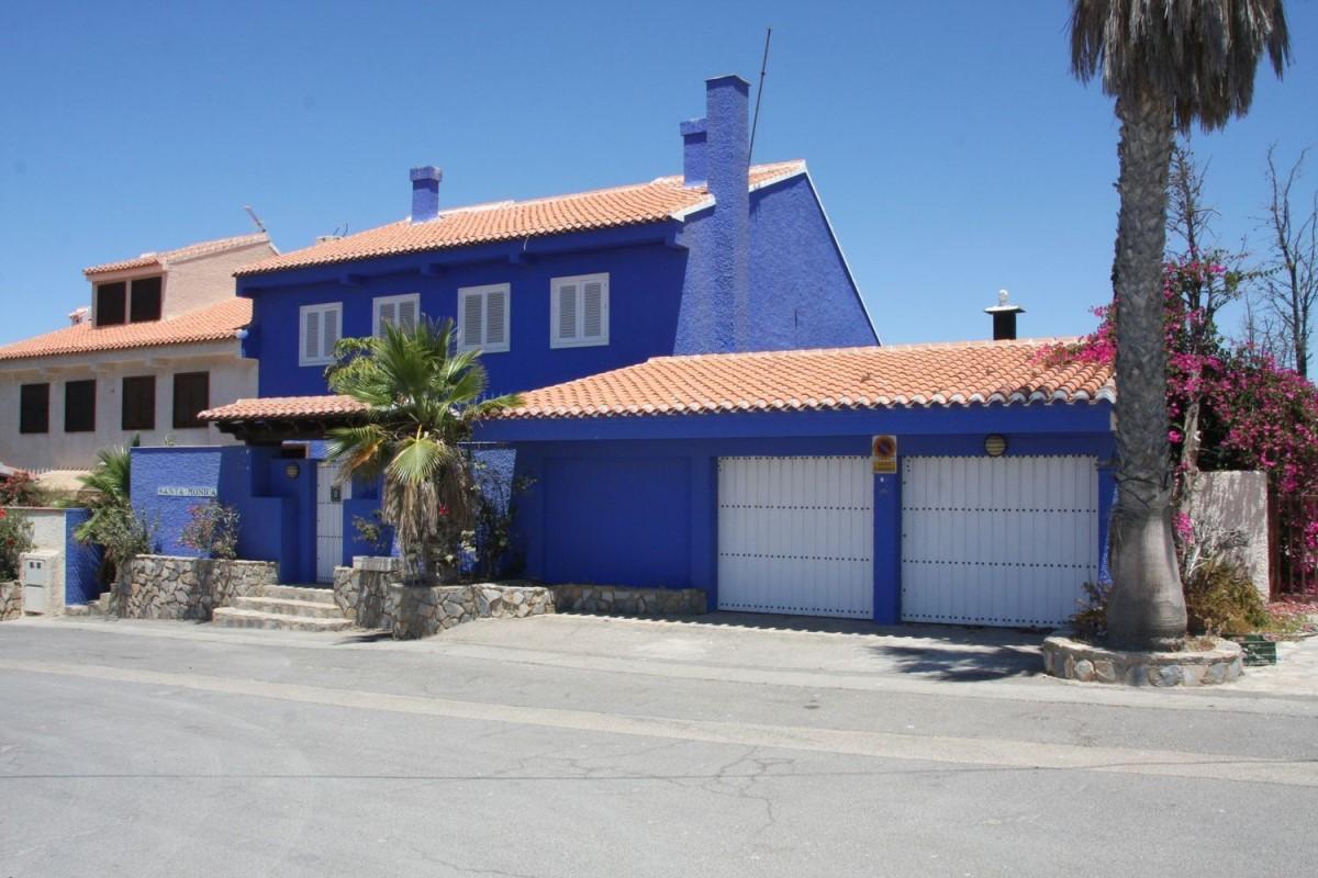 Chalet Adosado en Venta en Puerto De Mazarrón, Mazarrón