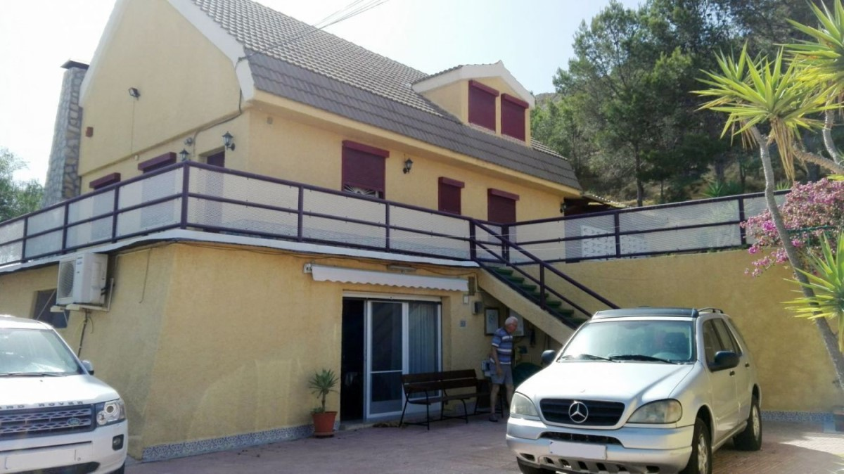 Chalet en Venta en Benalua-La Florida-Babel-San Gabriel, Alicante/Alacant