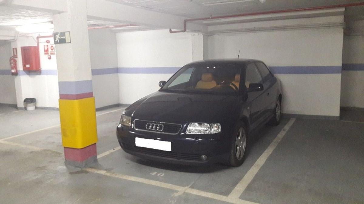 Garaje en Venta en Moncloa, Madrid