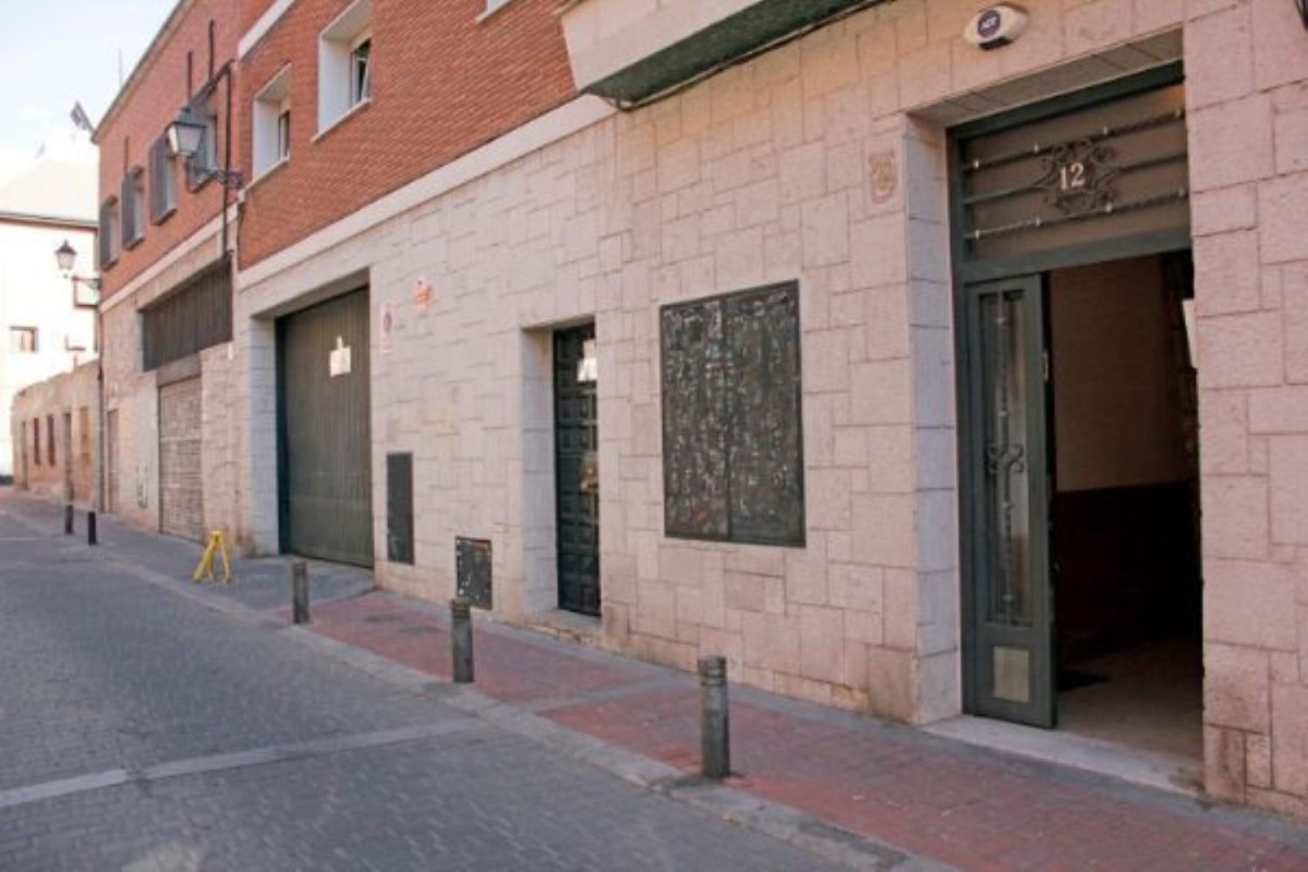 Edificio Dotacional en Venta en Puente De Vallecas, Madrid