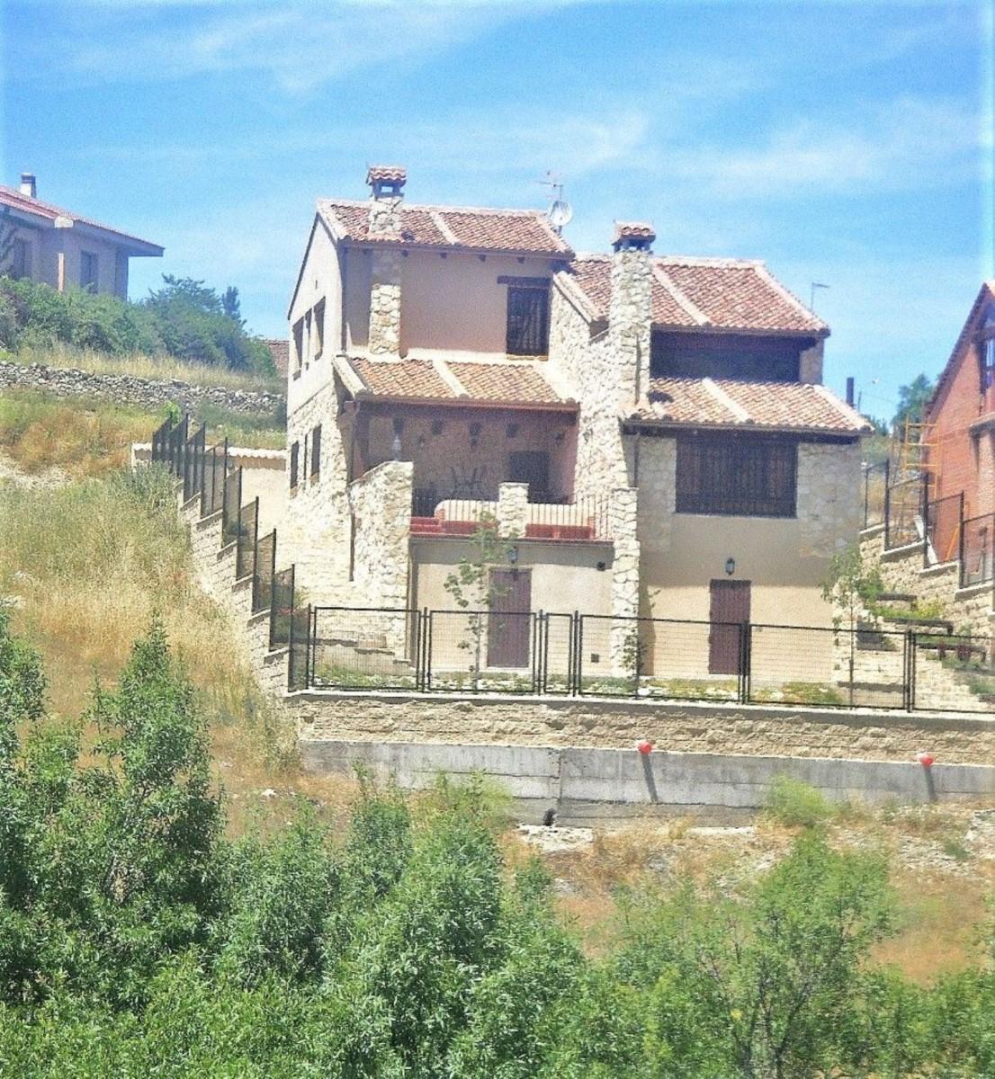 Casa Rural en Venta en  Torre Val de San Pedro