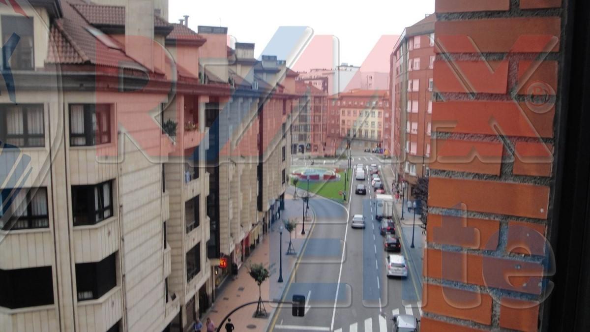 Piso en Alquiler en El Llano, Gijón