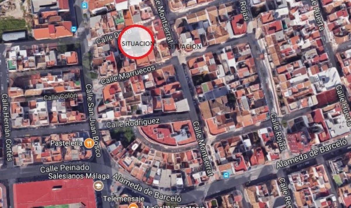 Suelo Urbano en Venta en Centro, Málaga
