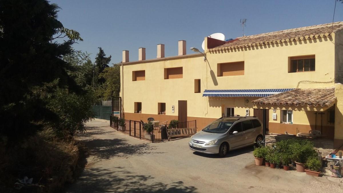 Casa Rural en Venta en  Cehegín