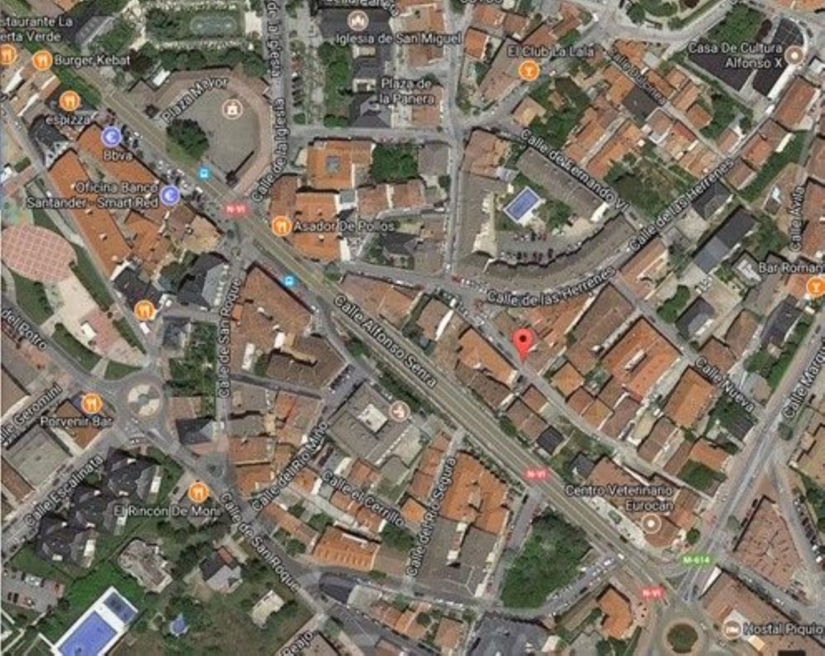 Suelo Urbano en Venta en  Guadarrama