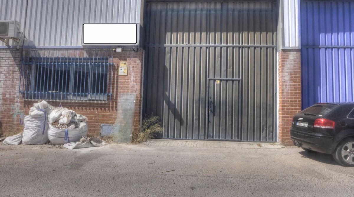 Nave Industrial en Venta en  Collado Villalba