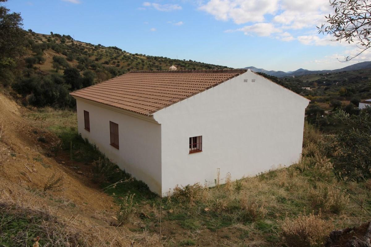 Casa Rural en Venta en  Tolox