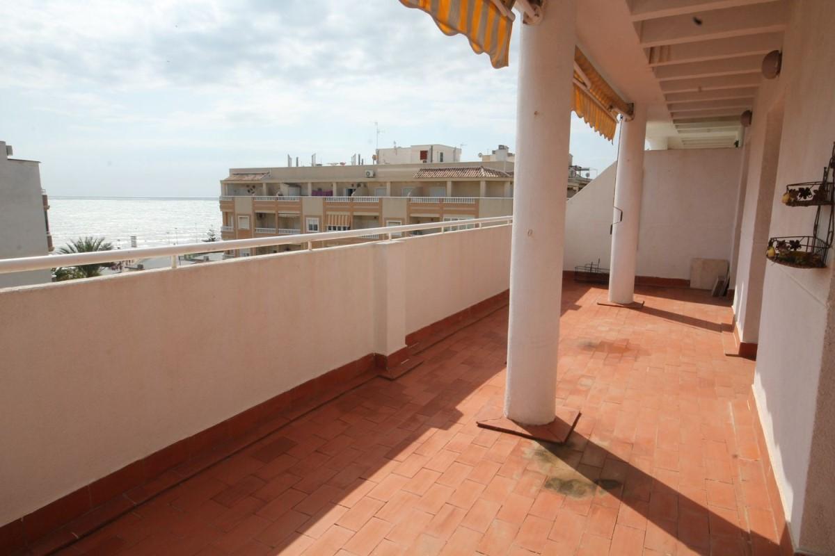 Atico en Venta en Playa Del Cura, Torrevieja