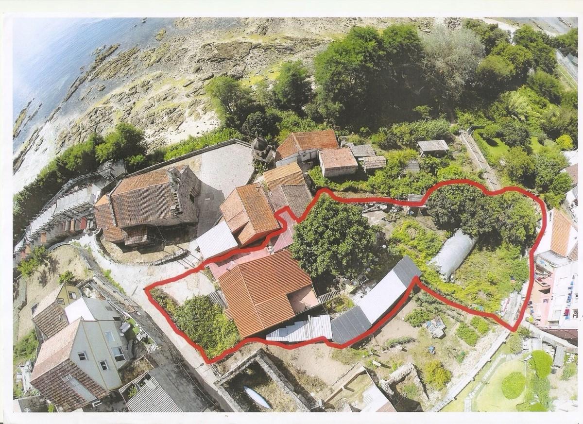 Casa Rural en Venta en  Moaña