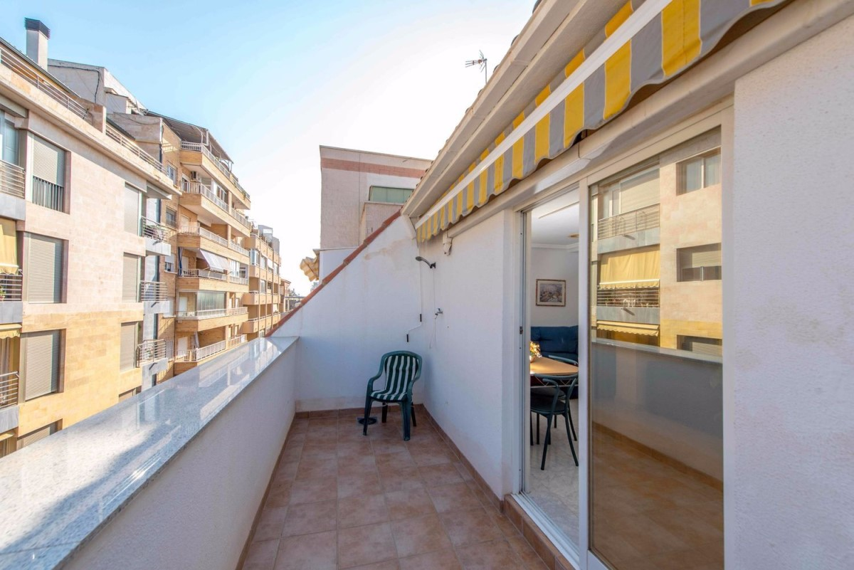 Penthouse  For Sale in Playa Del Cura, Torrevieja