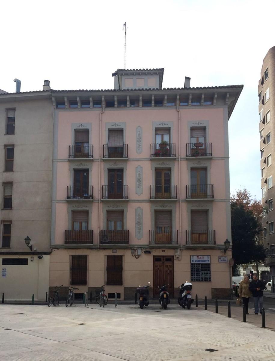 Piso en Venta en Casco Historico, Zaragoza