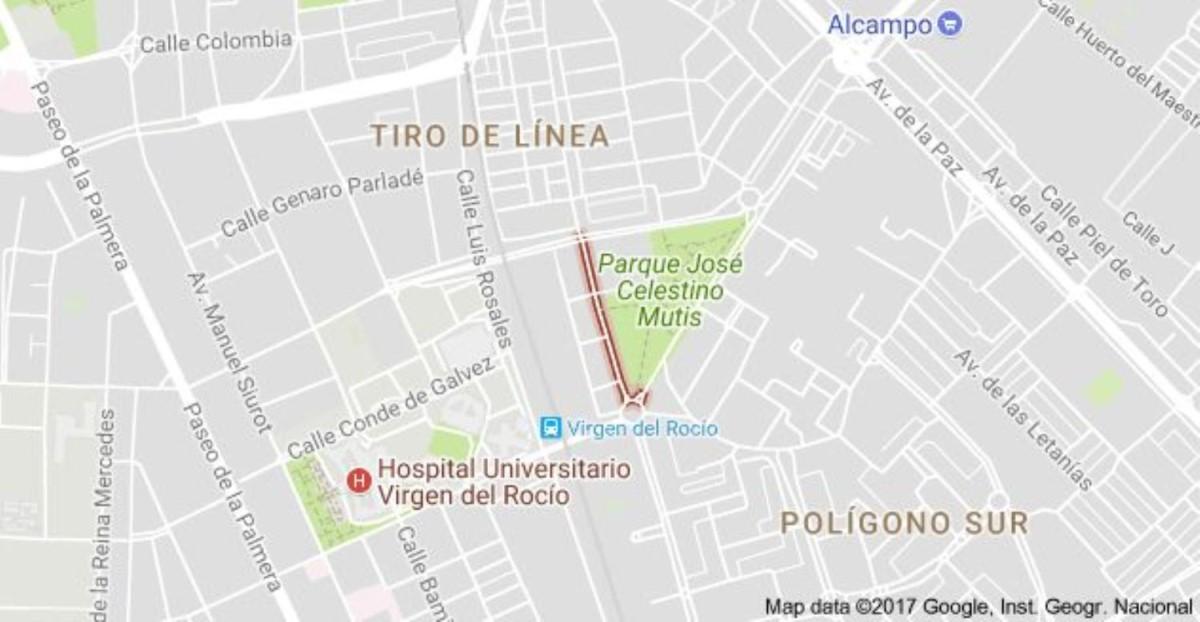 Local Comercial en Alquiler en cerro amate, Sevilla