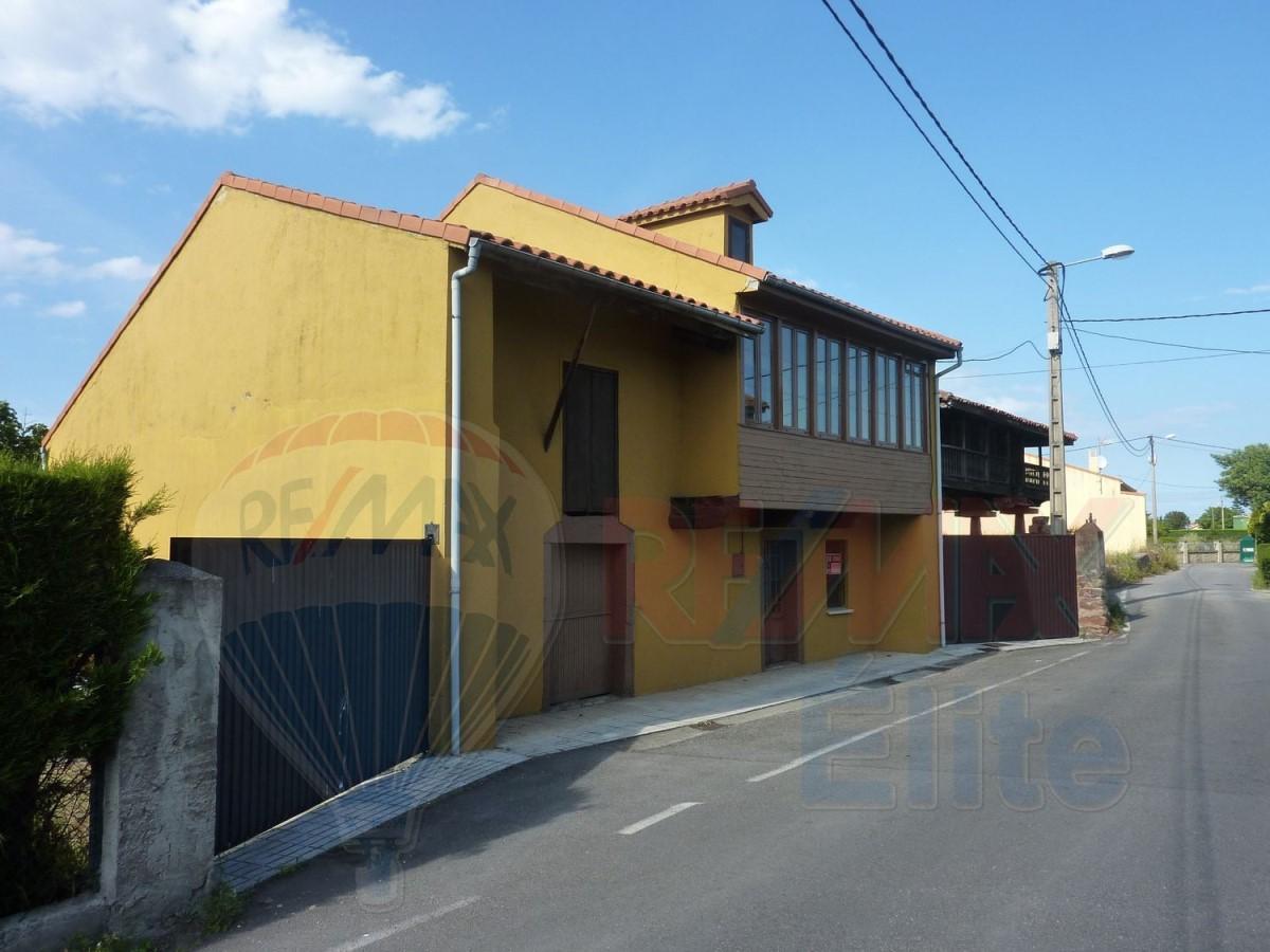 Casa Rural en Venta en  Avilés