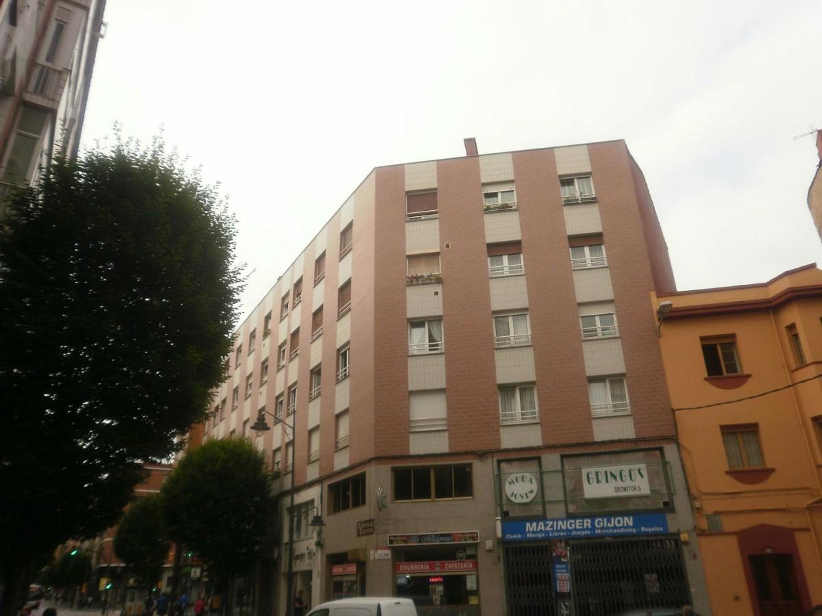 Piso en Venta en El Llano, Gijón