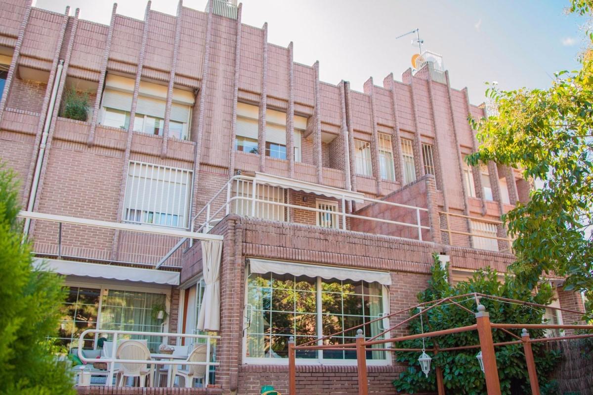 Chalet Adosado en Venta en Marazuela- El Torreón, Rozas de Madrid, Las