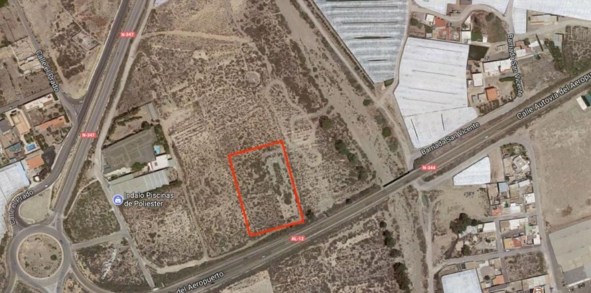 Suelo No Urbano en Venta en  Almería