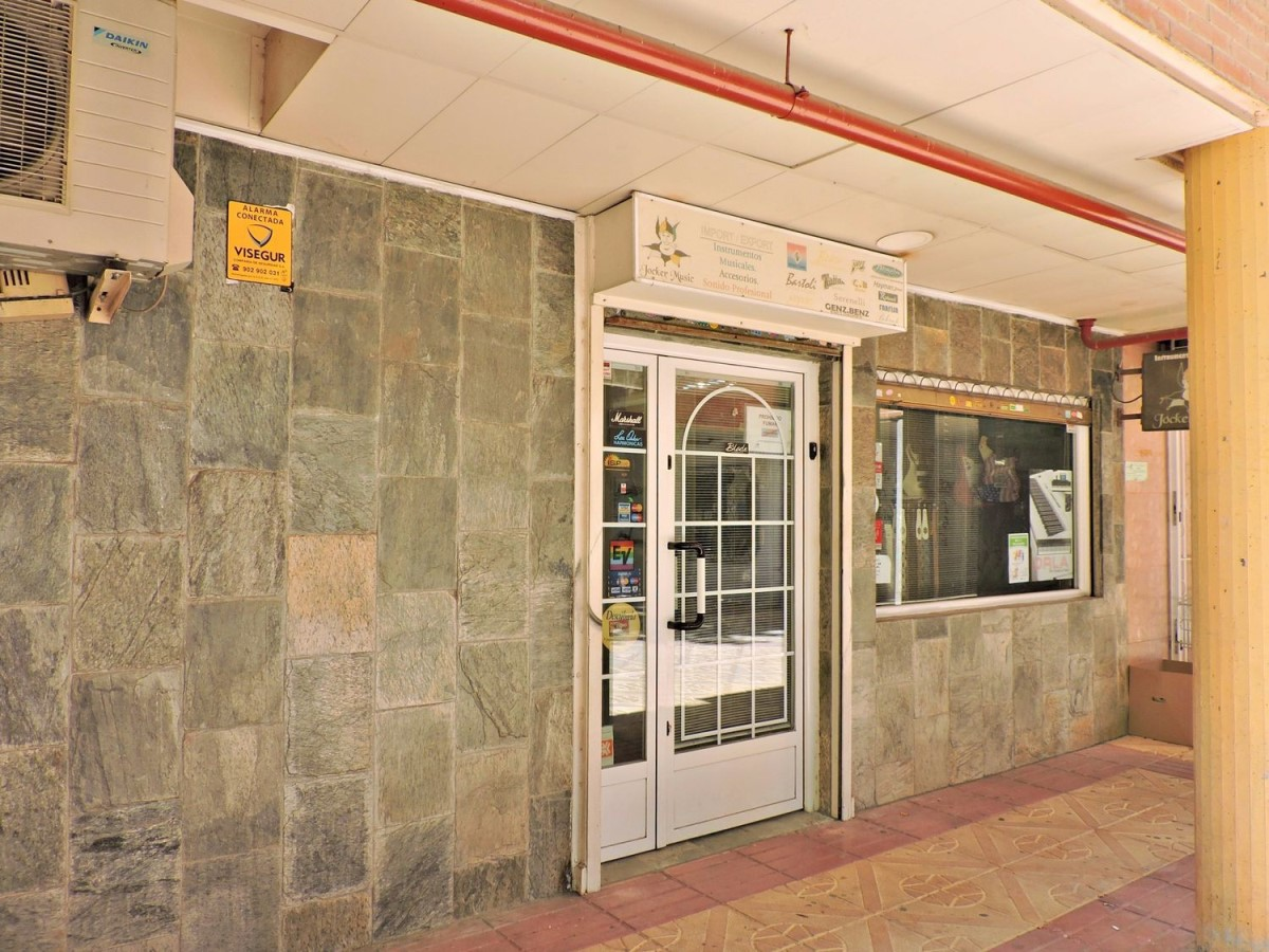 Local Comercial en Alquiler en  Rivas-Vaciamadrid