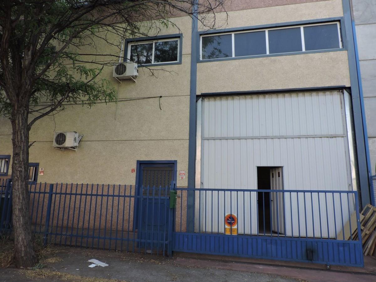 Nave Industrial en Alquiler en  Mejorada del Campo