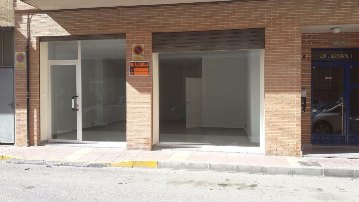 Local Comercial en Venta en  Beniel