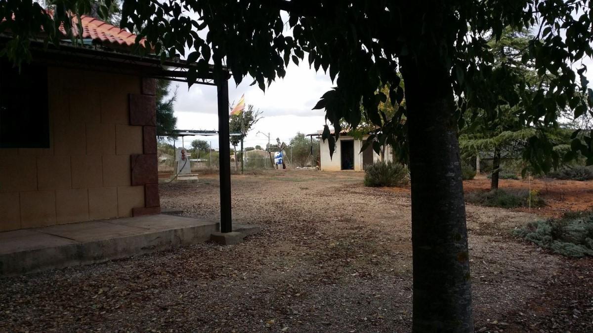 Suelo No Urbano en Venta en  Sanlúcar la Mayor