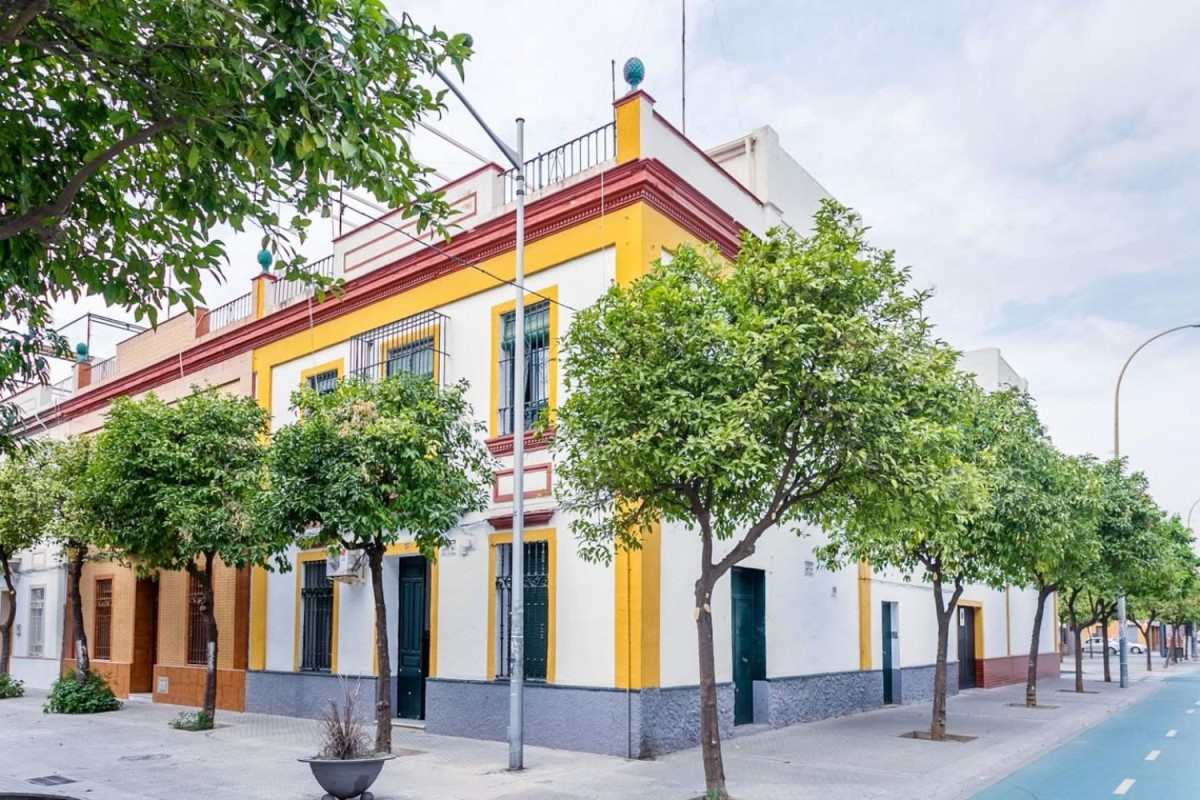 Chalet Adosado en Venta en prado de san sebastián - felipe ii, Sevilla