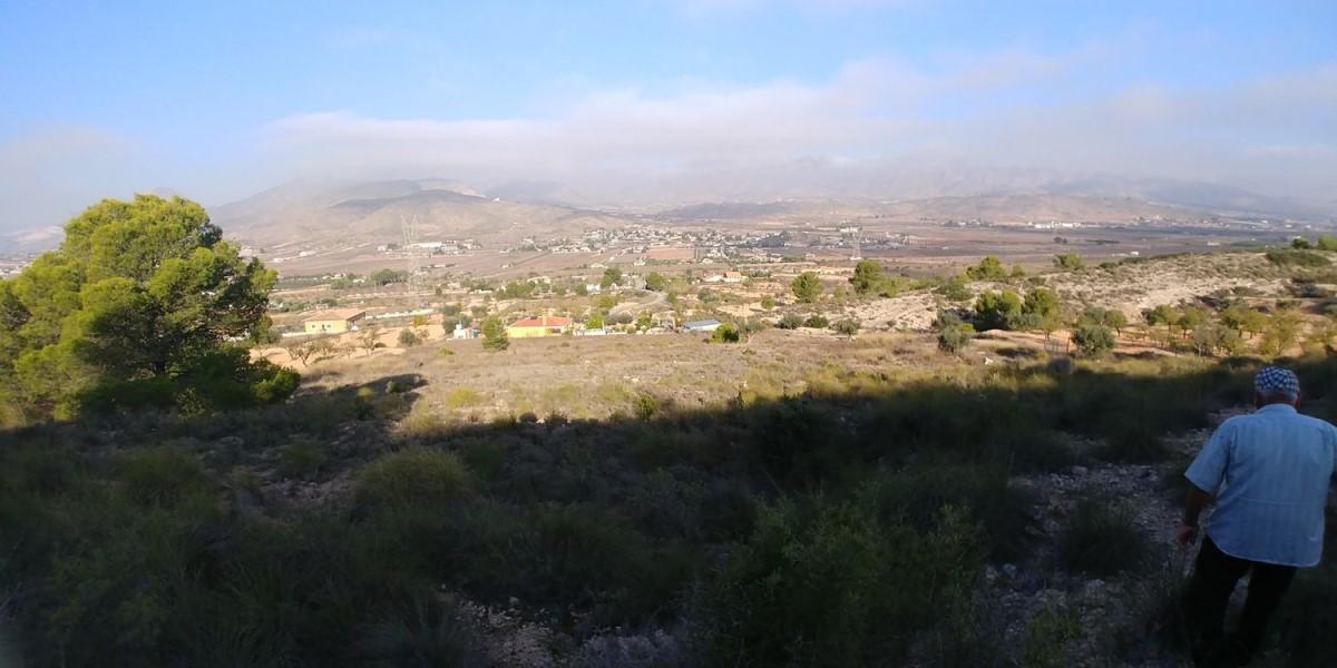 Suelo No Urbano en Venta en  Hondón de Las Nieves