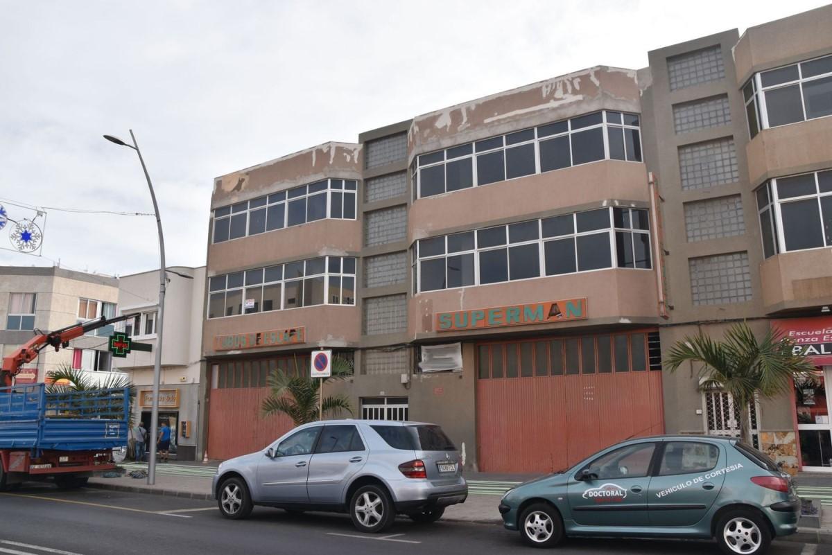 Edificio Dotacional en Alquiler en  Santa Lucía de Tirajana
