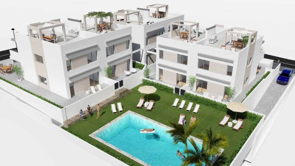 Penthouse  For Sale in Orihuela Costa, Orihuela