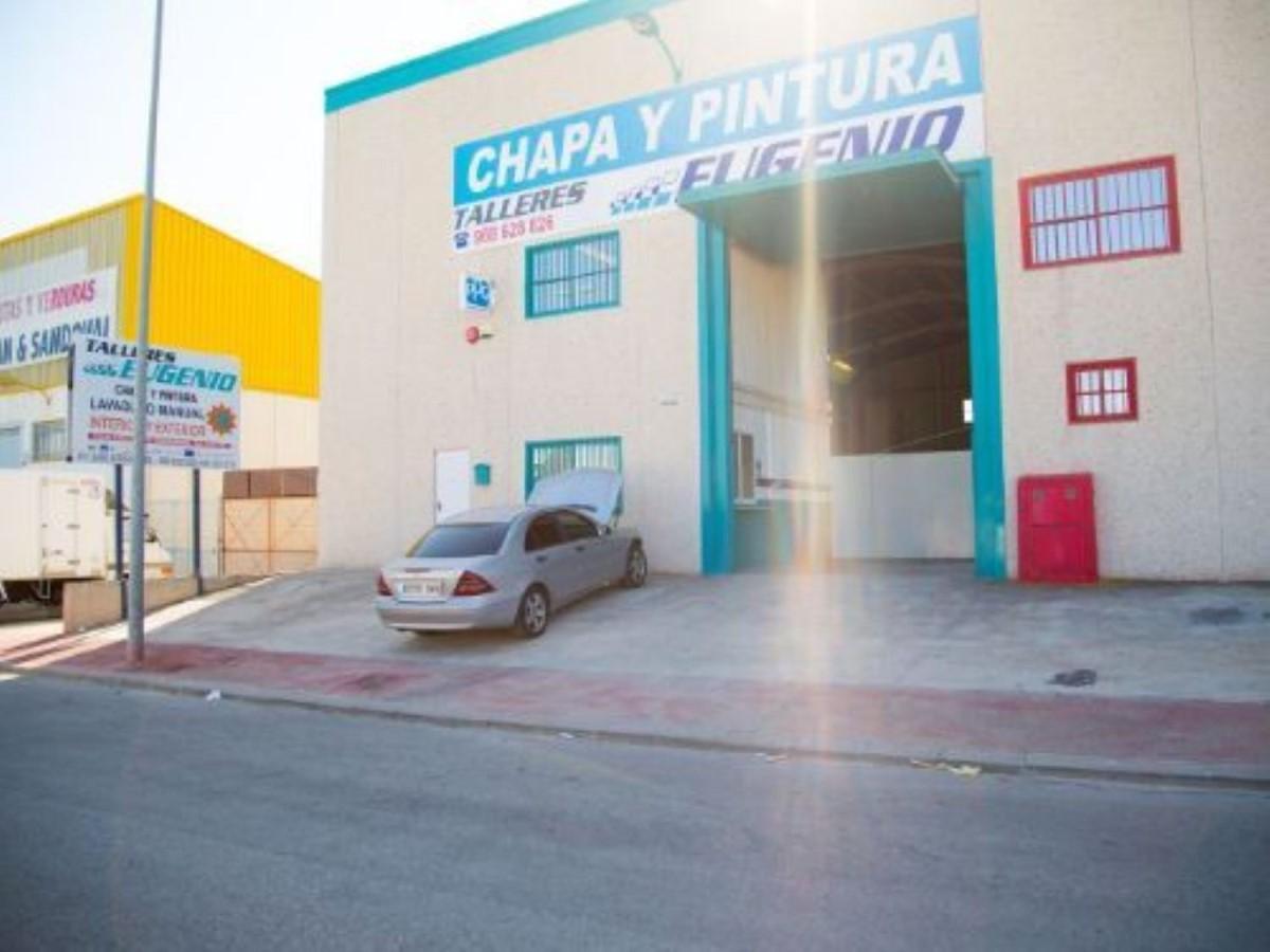 Nave Industrial en Alquiler en  Las Torres de Cotillas