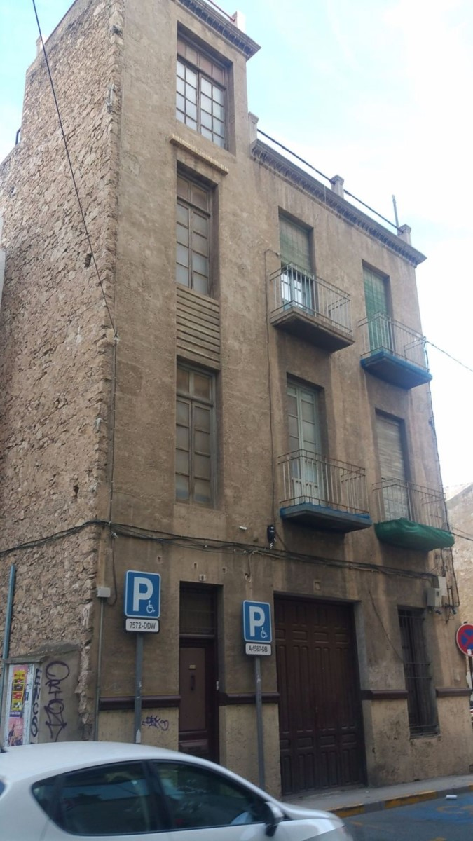 Edificio Mixto en Venta en Elche Ciudad, Elche/Elx