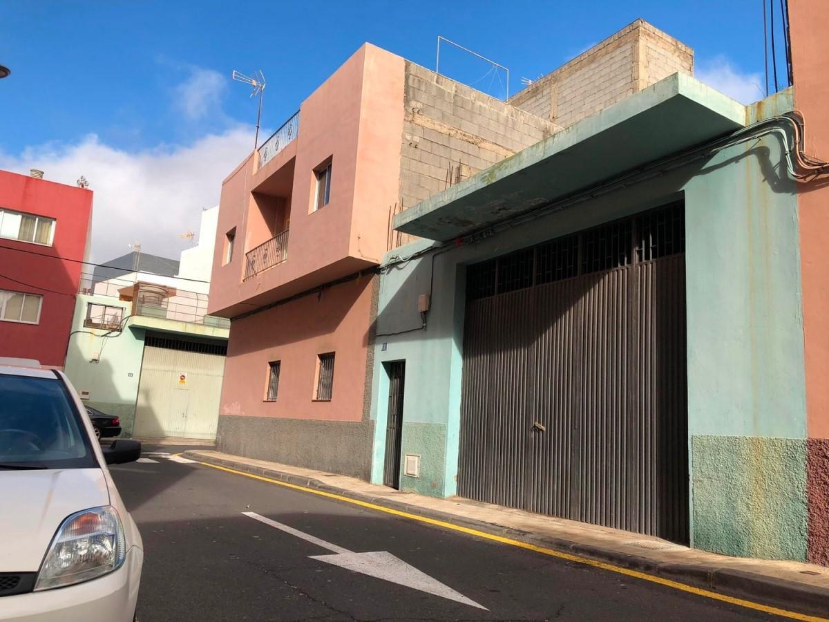 Suelo Urbano en Venta en  San Cristóbal de La Laguna