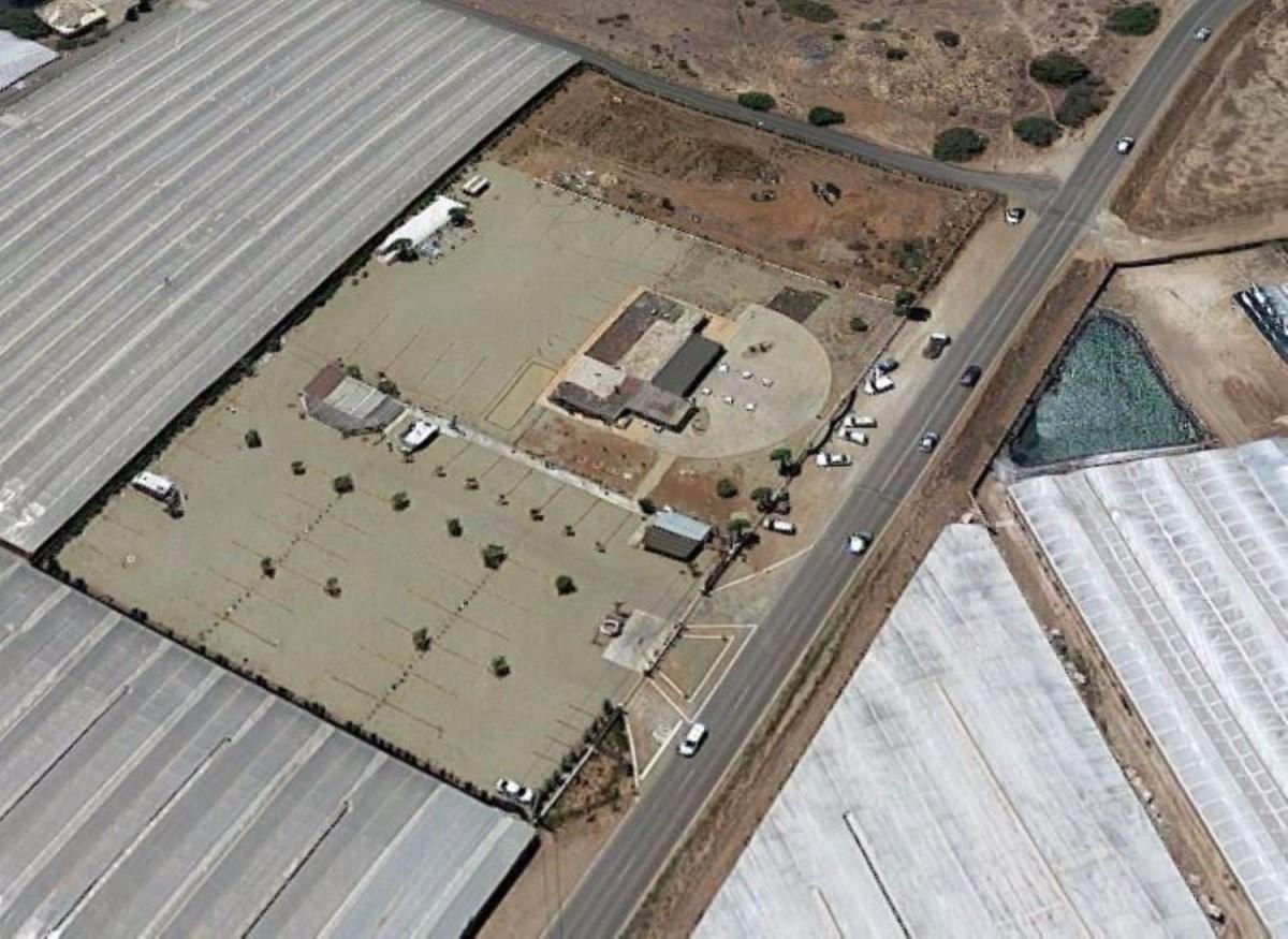 Nave Industrial en Venta en  Níjar