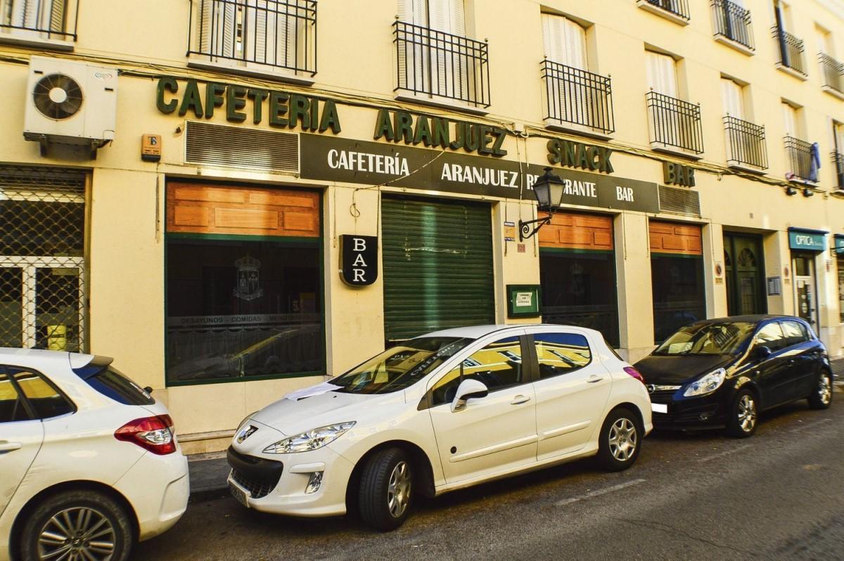 Local Comercial en Alquiler en  Aranjuez
