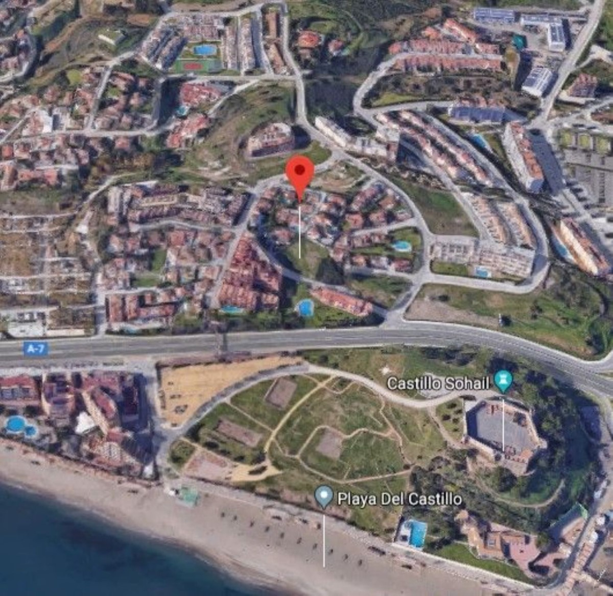 Suelo Urbano en Venta en  Fuengirola