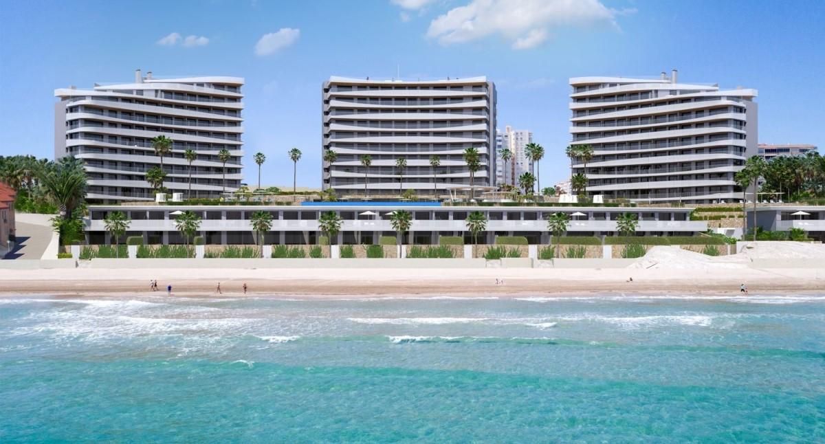 Piso en Venta en Playa De San Juan-El Cabo, Alicante/Alacant