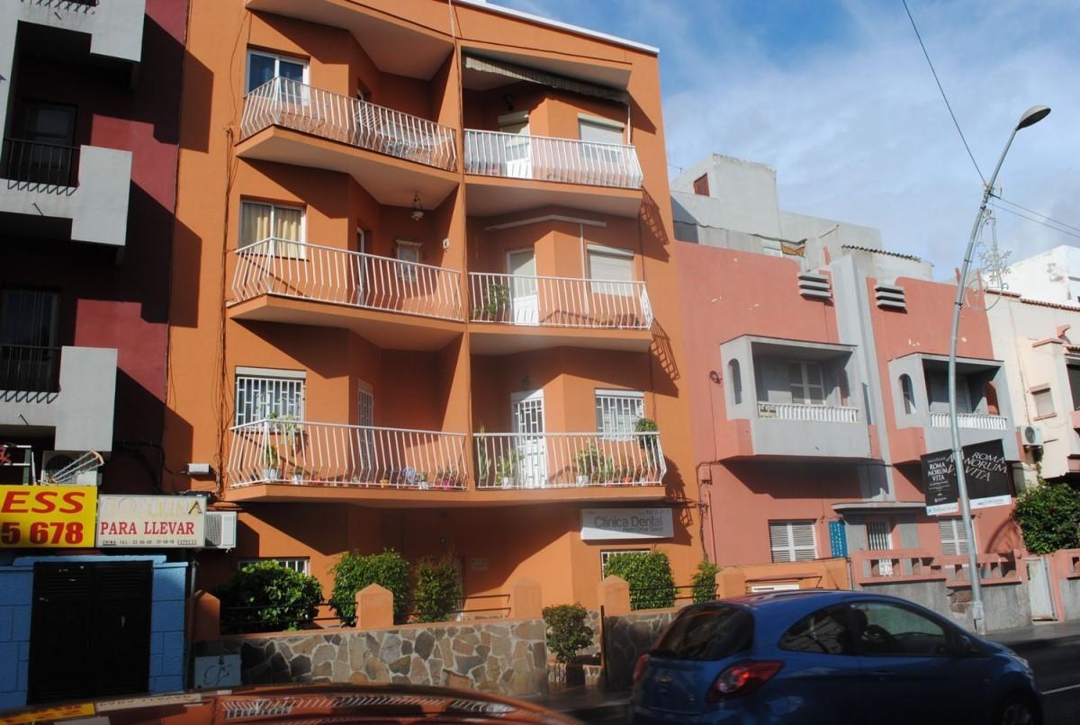 Piso en Alquiler en Tome Cano, Santa Cruz de Tenerife