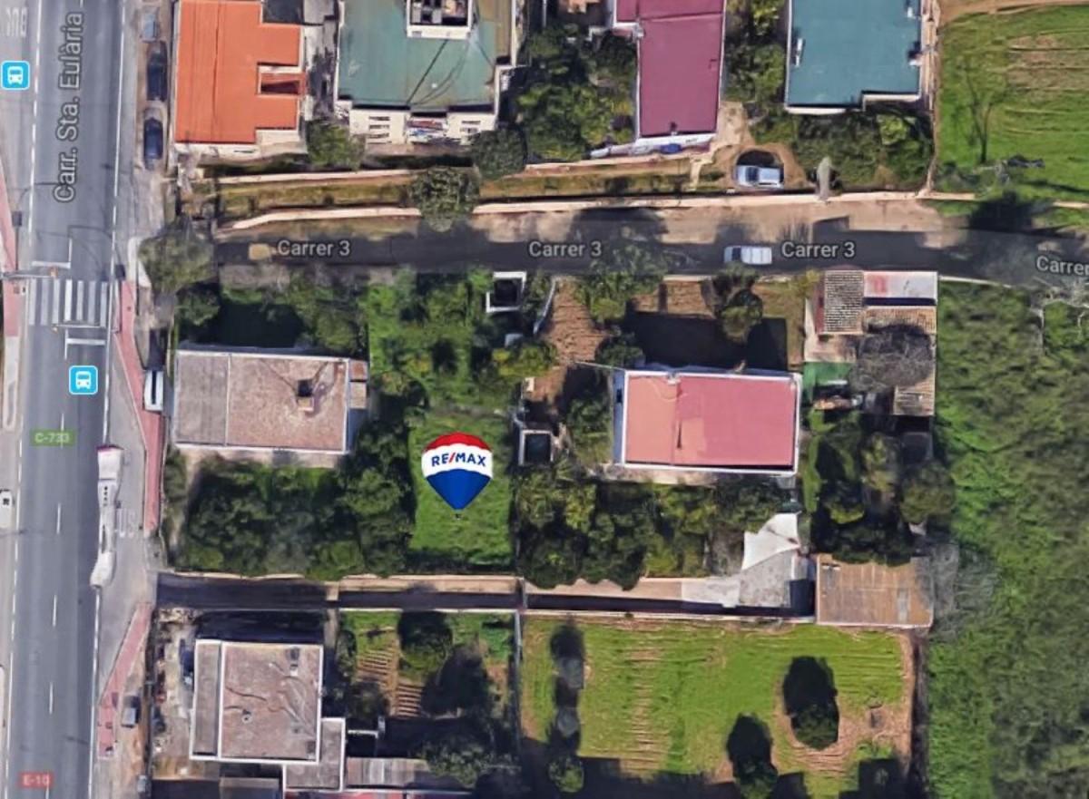 Suelo Urbano en Venta en  Sant Antoni de Portmany