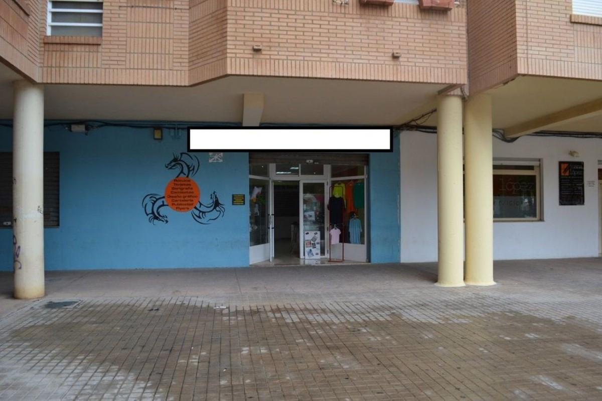 Local Comercial en Venta en  Puerto De Sagunto