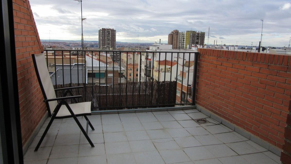 Atico en Alquiler en Retiro, Madrid