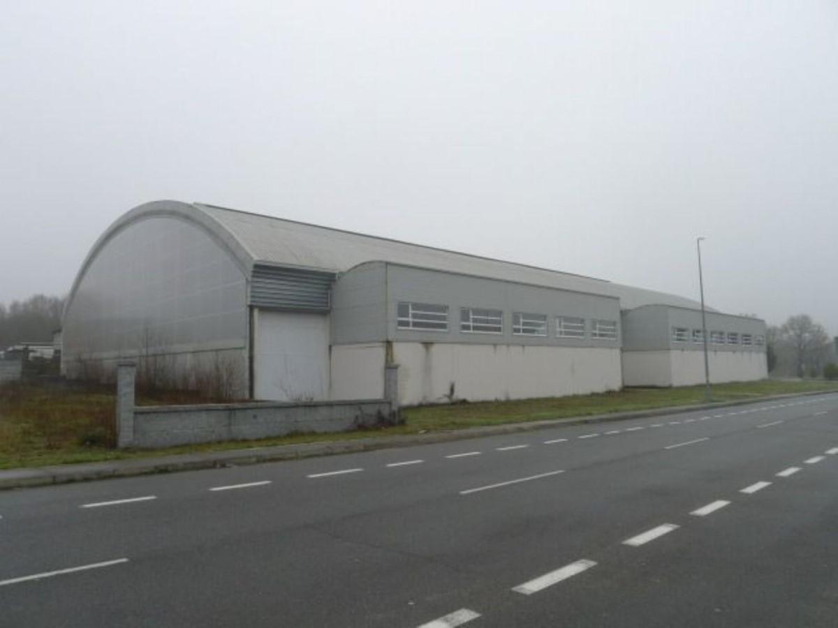 Nave Industrial en Venta en  Vilamarín