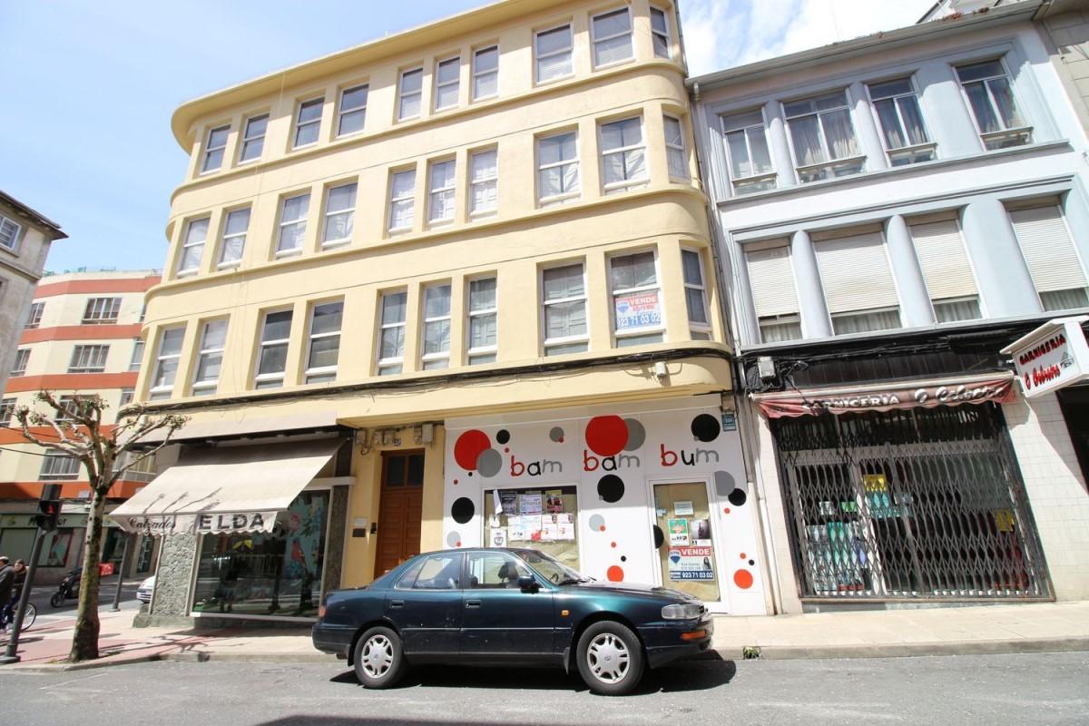 Edificio de Viviendas en Venta en  Lugo
