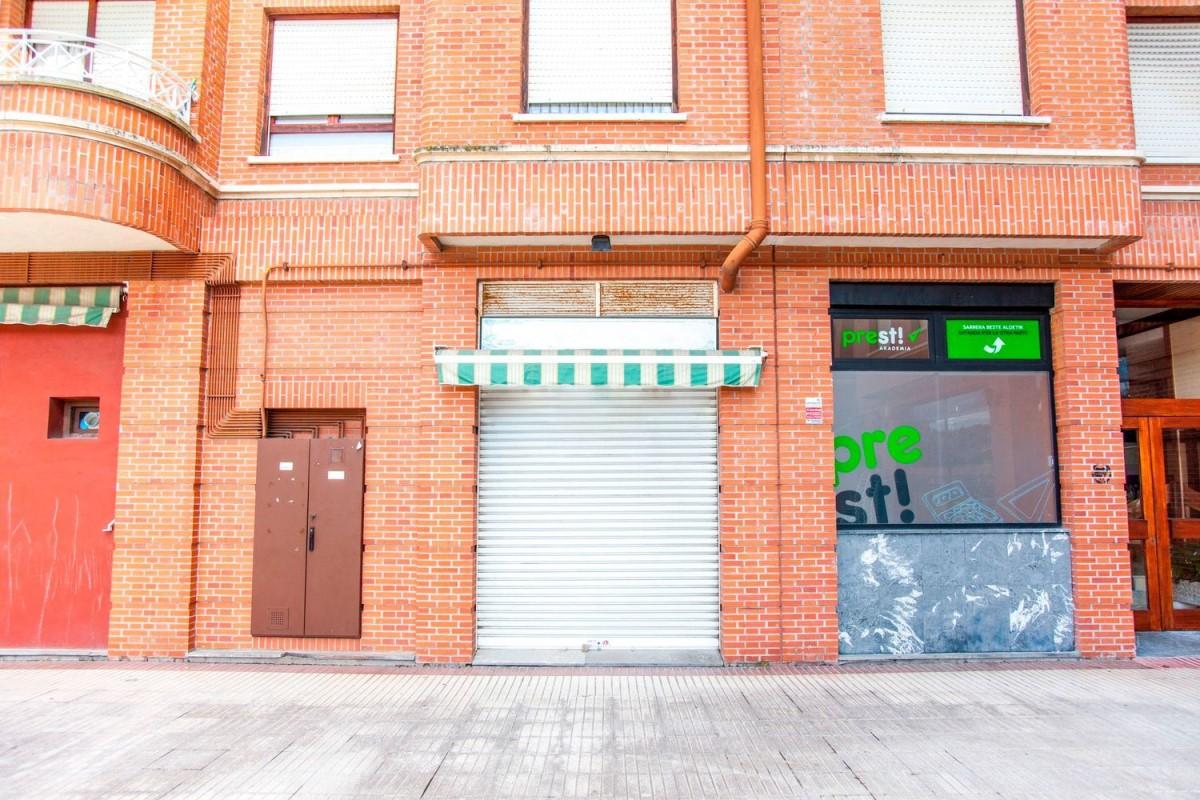 Local Comercial en Venta en  Amorebieta-Echano