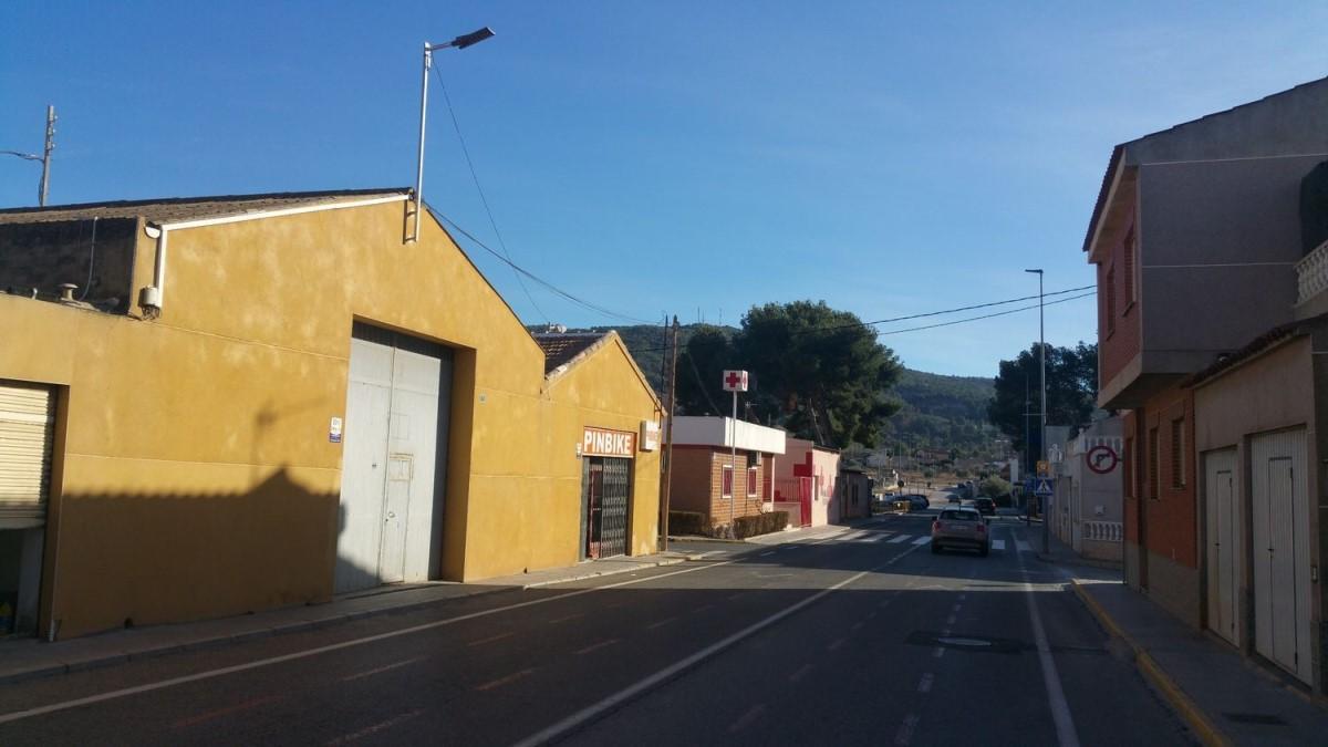 Nave Industrial en Venta en  Pinoso