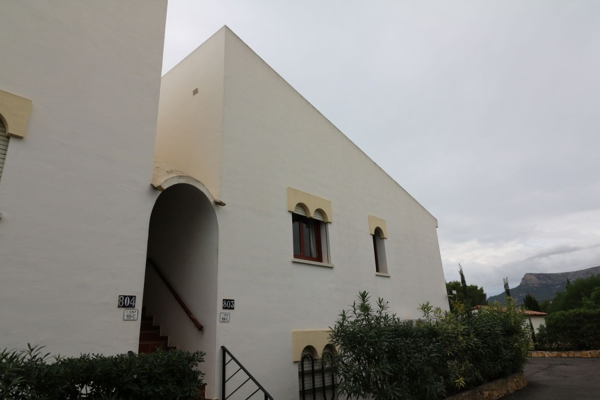 Terraced House  For Sale in  Calpe