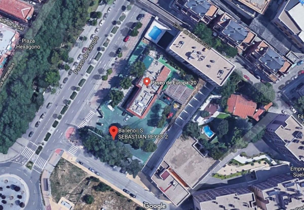 Suelo Urbano en Venta en  San Sebastián de Los Reyes