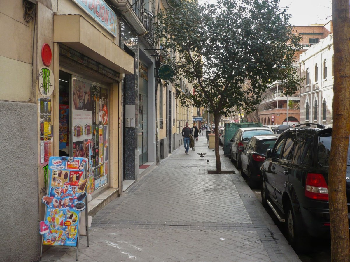 Local Comercial en Venta en Chamberi, Madrid