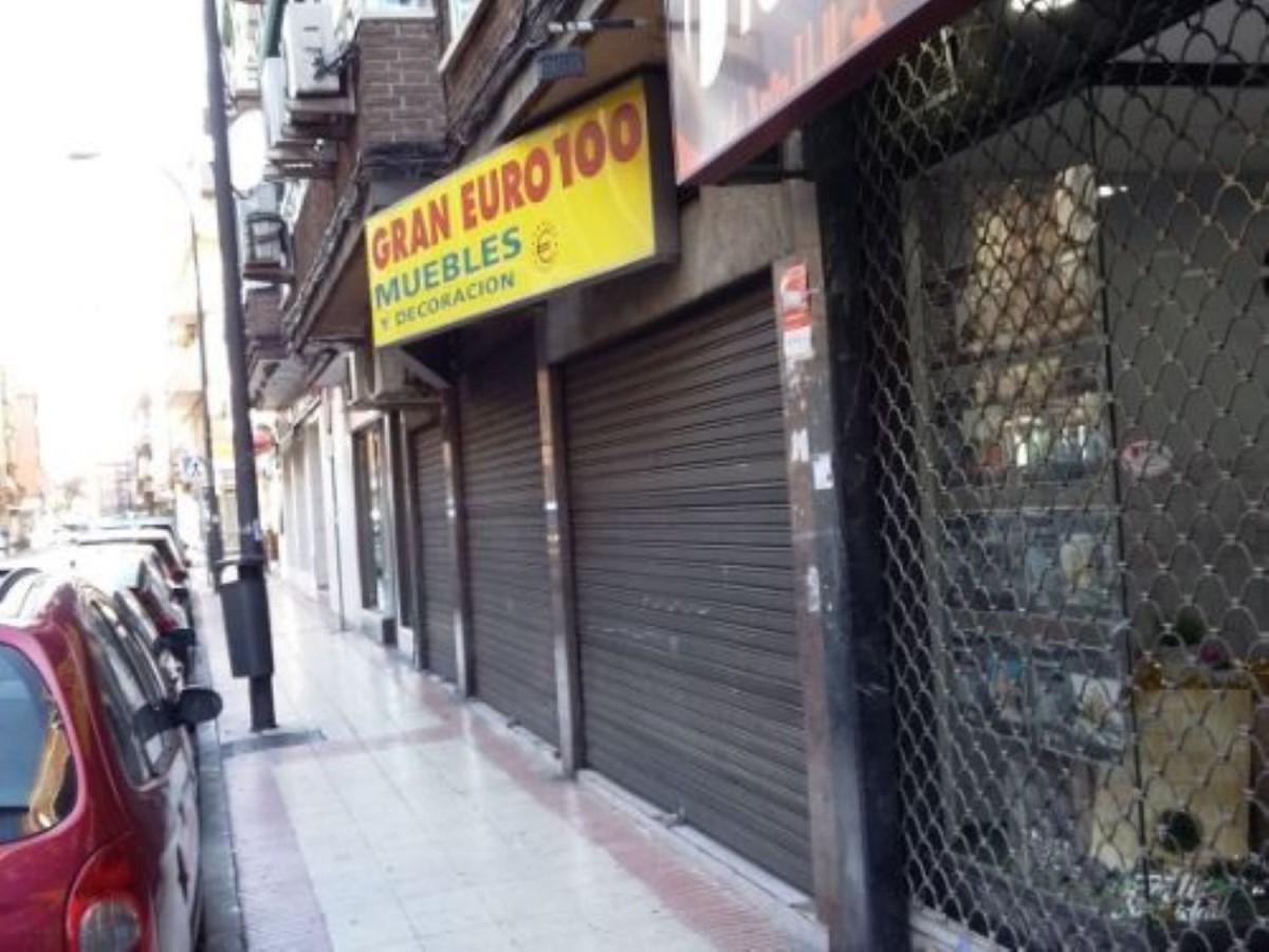 Local Comercial en Alquiler en  Getafe
