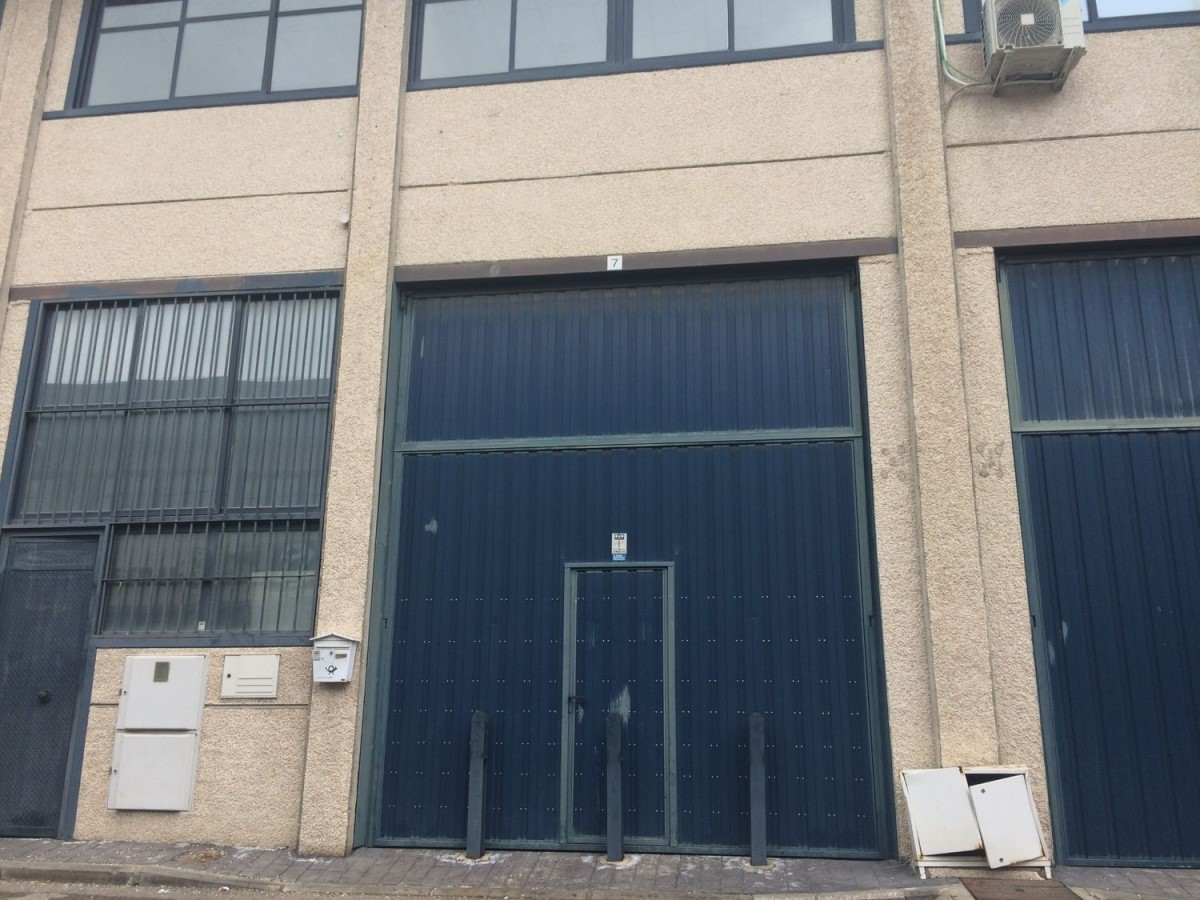 Nave Industrial en Venta en Villaverde, Madrid