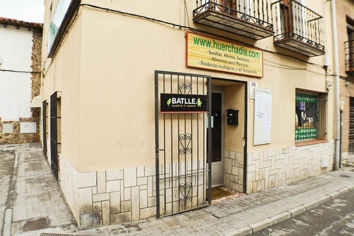 Local Comercial en Alquiler en  Ciempozuelos