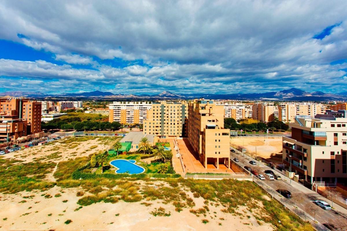 Atico en Venta en Playa De San Juan-El Cabo, Alicante/Alacant